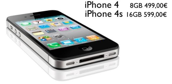 Comparativa de precios iPhone